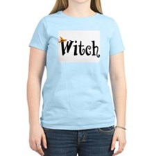 Witch (Orange Hat) T-Shirt