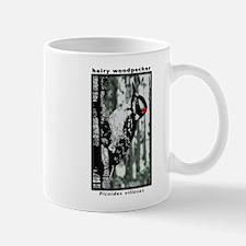 Hairy woodpecker Mug
