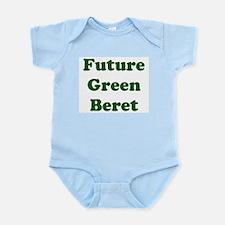 Future Green Beret Infant Creeper