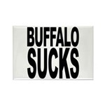 Buffalo Sucks Rectangle Magnet