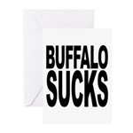 Buffalo Sucks Greeting Cards (Pk of 20)