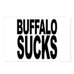 Buffalo Sucks Postcards (Package of 8)