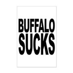 Buffalo Sucks Mini Poster Print