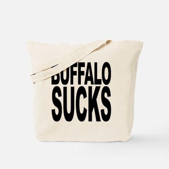 Buffalo Sucks Tote Bag