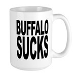 Buffalo Sucks Large Mug