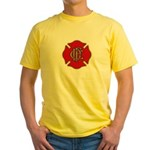 Chicago Fire Yellow T-Shirt