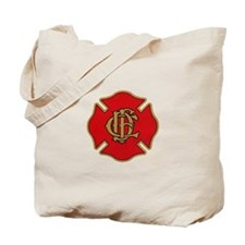 Chicago Fire Tote Bag