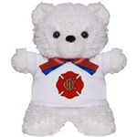 Chicago Fire Teddy Bear