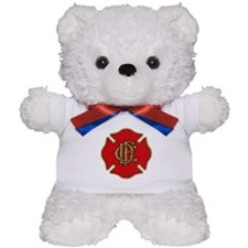Chicago Fire Teddy Bear