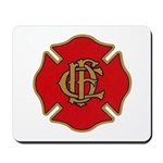 Chicago Fire Mousepad