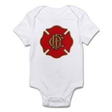 Chicago Fire Infant Bodysuit
