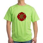 Chicago Fire Green T-Shirt
