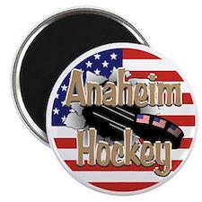 """Anaheim Hockey 2.25"""" Magnet (100 pack)"""