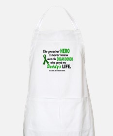 Hero I Never Knew 1 (Daddy) BBQ Apron