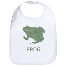 Vintage Frog Bib