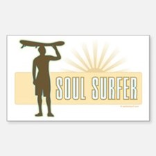 Soul Surfer - Rectangle Decal