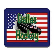 Dallas Hockey Mousepad