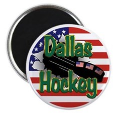 Dallas Hockey Magnet