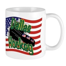 Dallas Hockey Mug