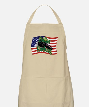 Dallas Hockey BBQ Apron