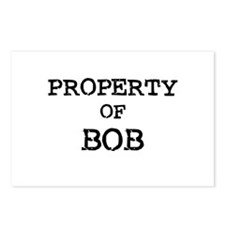 Property of Bob Postcards (Package of 8)