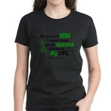 Hero I Never Knew 1 (Saved MY Life) Tee