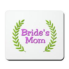 Bride's Mom (ferns) Mousepad