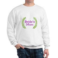 Bride's Mom (ferns) Sweatshirt