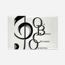 Old Bridge Chamber Orchestra Magnets