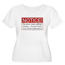 Notice / Defender T-Shirt
