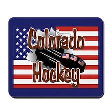 Colorado Hockey Mousepad