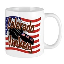 Colorado Hockey Mug