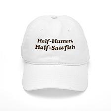 Half-Sawfish Baseball Cap