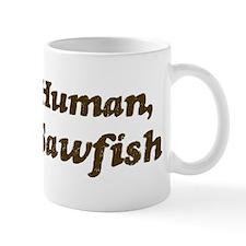 Half-Sawfish Mug