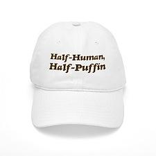Half-Puffin Baseball Cap