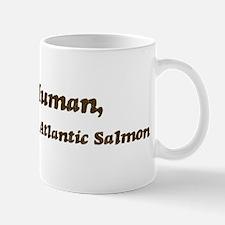 Half-Norwegian Atlantic Salmo Mug
