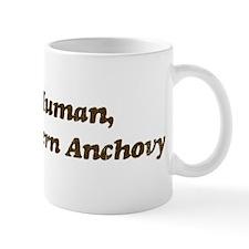 Half-Northern Anchovy Mug