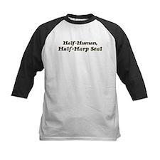 Half-Harp Seal Tee