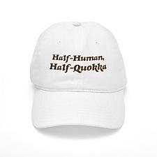 Half-Quokka Baseball Cap