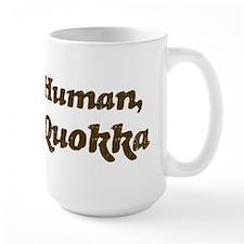 Half-Quokka Mug