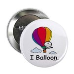 BusyBodies Hot Air Balloon Button