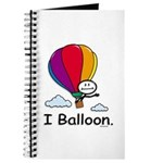 BusyBodies Hot Air Balloon Journal