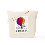 BusyBodies Hot Air Balloon Tote Bag