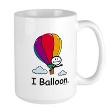 BusyBodies Hot Air Balloon Mug