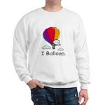 BusyBodies Hot Air Balloon Sweatshirt