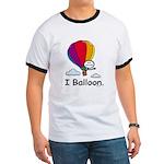 BusyBodies Hot Air Balloon Ringer T