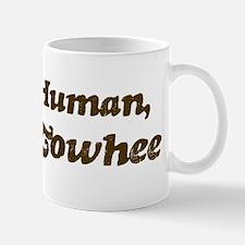 Half-Towhee Mug