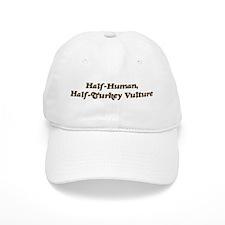 Half-Turkey Vulture Hat
