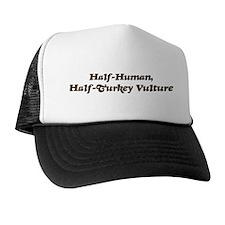 Half-Turkey Vulture Cap