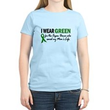 I Wear Green 2 (Mom's Life) T-Shirt